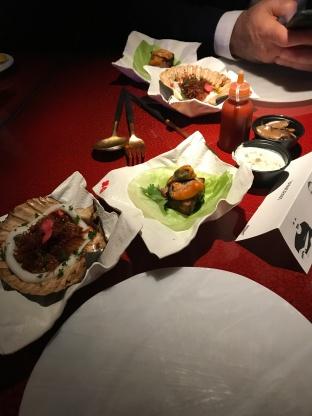 Restaurant testing